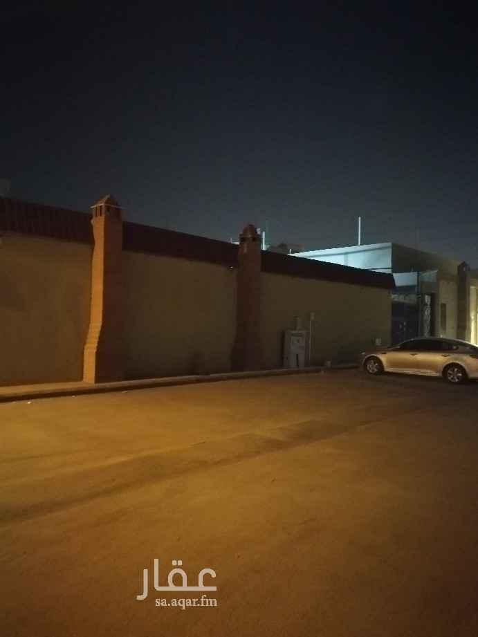 استراحة للبيع في حي ، شارع زياد الباهلي ، حي ظهرة نمار ، الرياض