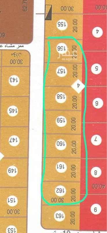 أرض للبيع في شارع المقرح ، حي القدس ، الرياض ، الرياض