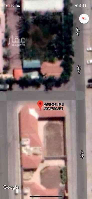 أرض للبيع في شارع عطية ، حي اليرموك ، الرياض ، الرياض
