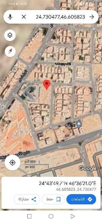 أرض للبيع في شارع اسعد الكاتب ، حي النخيل ، الرياض ، الرياض