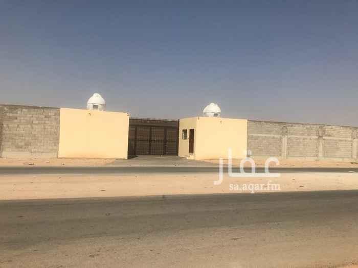 أرض للإيجار في حي بنبان ، الرياض