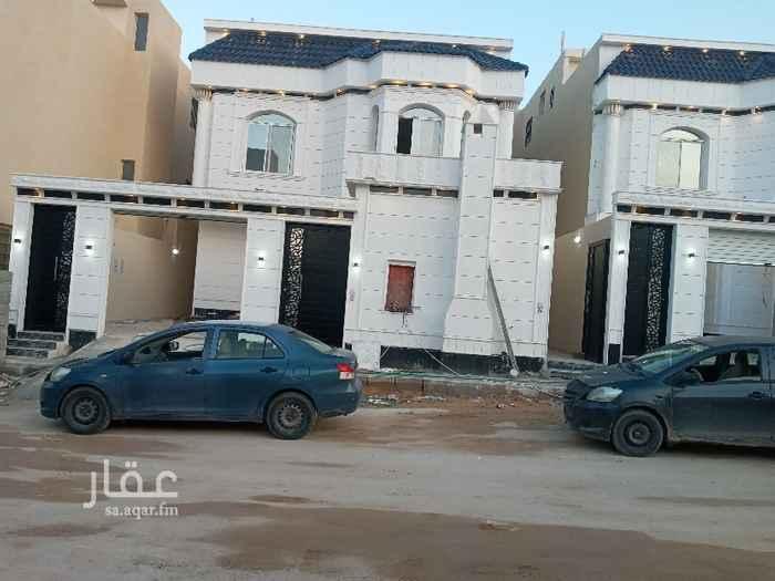 فيلا للبيع في شارع المجزل ، حي الحزم ، الرياض ، الرياض
