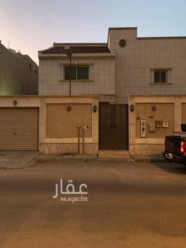 فيلا للإيجار في شارع نخيلان ، حي الملك فهد ، الرياض