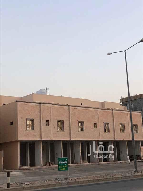 عمارة للإيجار في شارع سلطان بن نمر ، حي الرمال ، الرياض