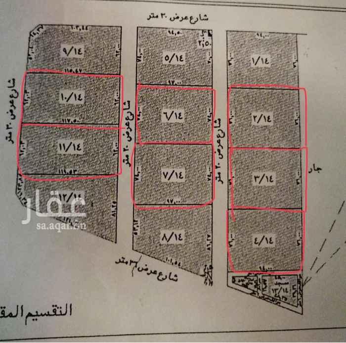 أرض للبيع في حي المشاعل ، الرياض ، الرياض