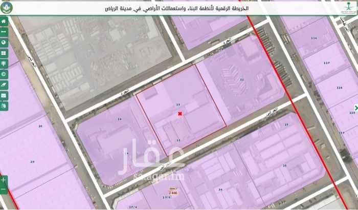 أرض للبيع في حي السلي ، الرياض ، الرياض