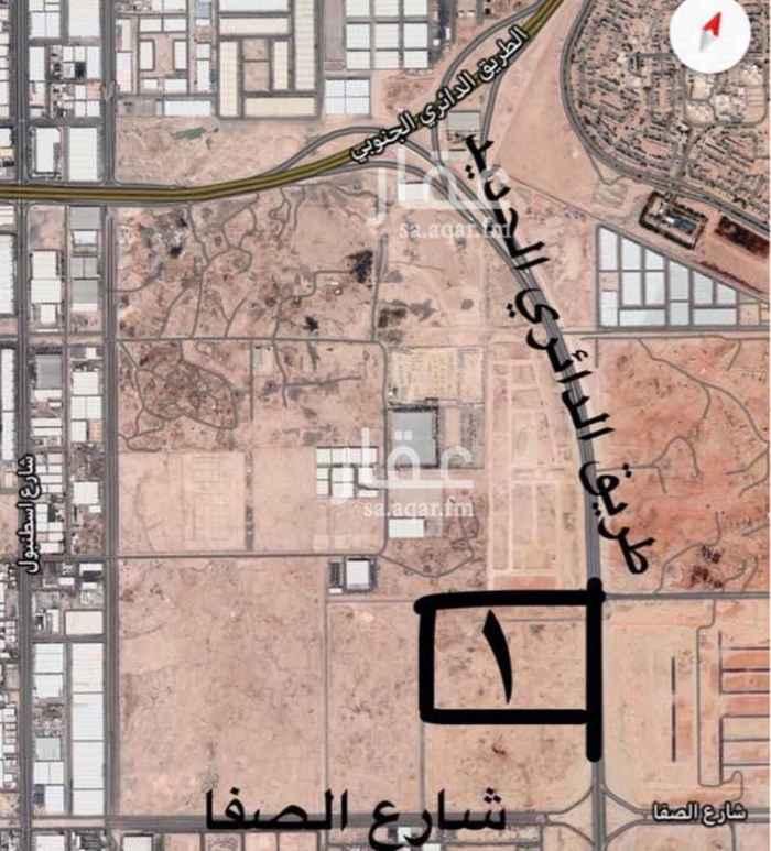 أرض للبيع في حي ، الطريق الدائري الثاني ، حي السلي ، الرياض