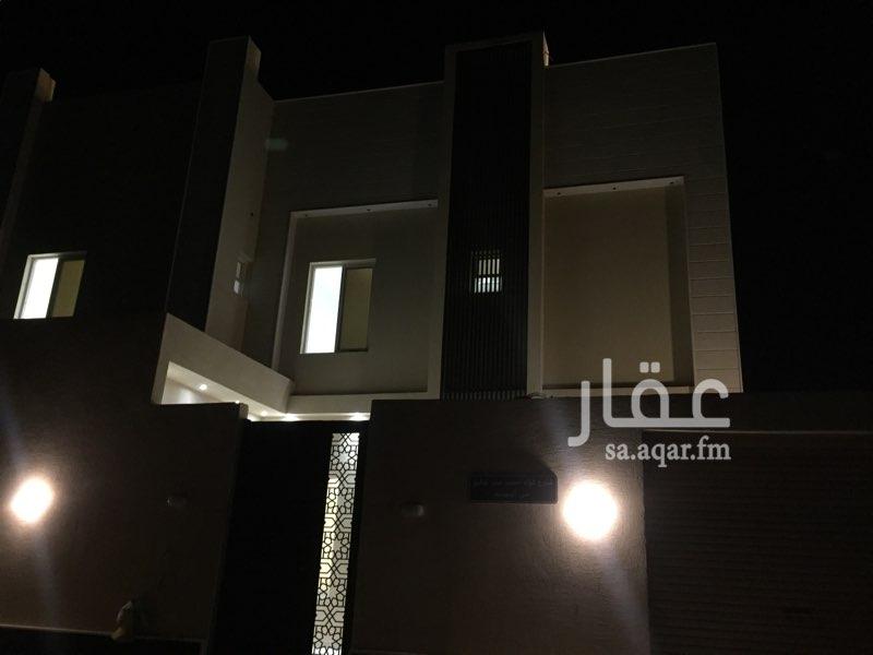 فيلا للإيجار في شارع عبداللطيف بن المبارك ، حي المهدية ، الرياض