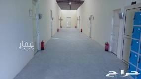 مستودع للإيجار في شارع ابن العميد ، حي النور ، الرياض