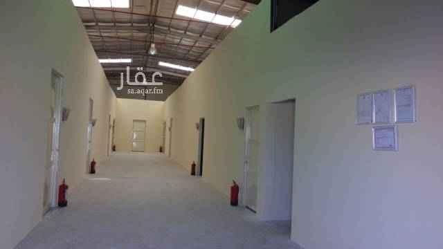 مستودع للإيجار في شارع رقم 10 ، حي الجزيرة ، الرياض