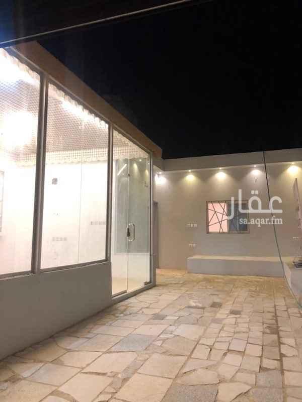 استراحة للإيجار في شارع احمد بن صدفة السلمي ، حي السلي ، الرياض