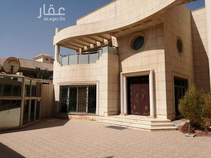 فيلا للبيع في شارع جبل طارق ، حي الصحافة ، الرياض