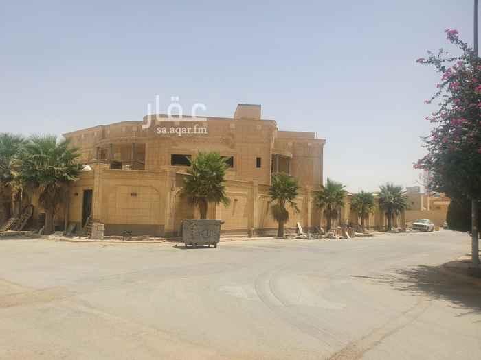 فيلا للبيع في شارع عمر بن بقاء ، حي العقيق ، الرياض ، الرياض