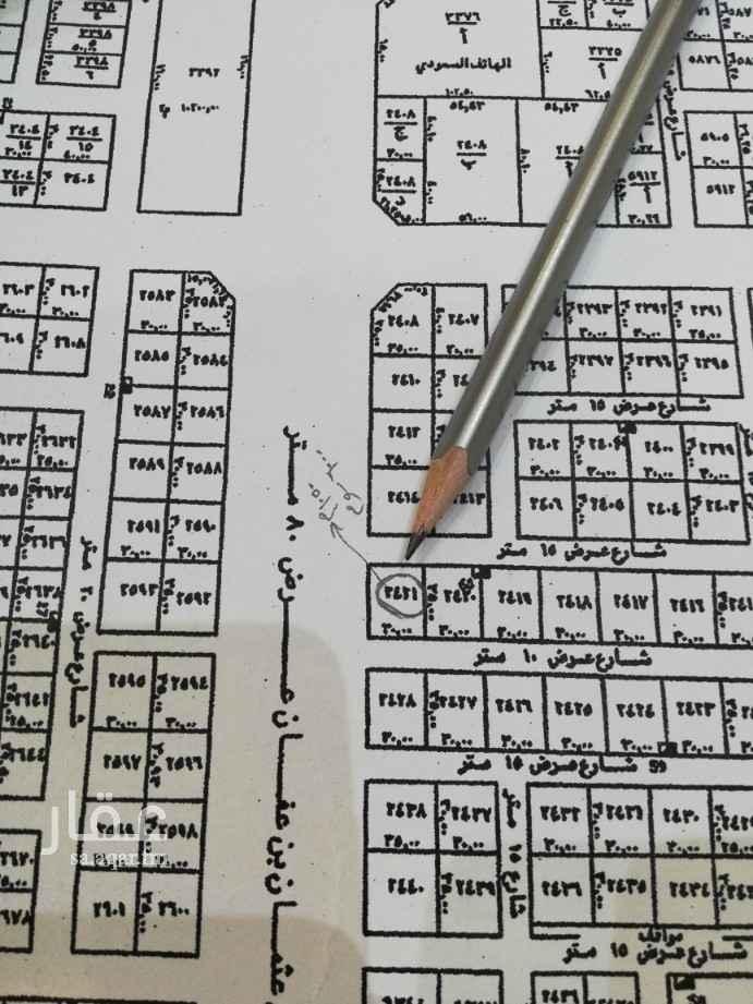 أرض للبيع في شارع رقم 384 ، الرياض