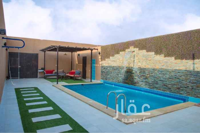استراحة للإيجار في شارع مالك بن الدخشم الخزرجي ، حي الشرق ، الرياض ، رماح