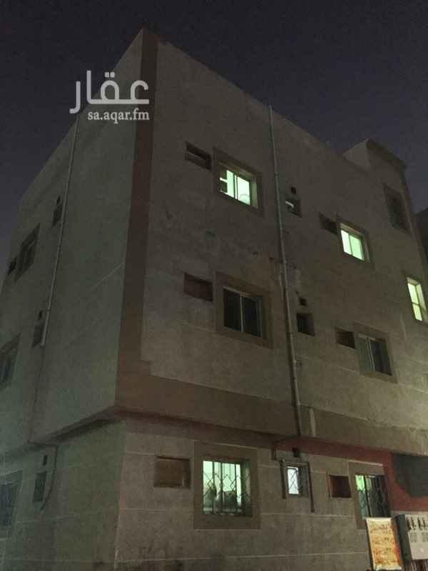 عمارة للإيجار في شارع ابو عقبة الثقفي ، حي البادية ، الدمام ، الدمام