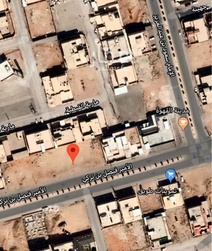 أرض للبيع في شارع الأمير فيصل بن تركي ، حي الهدا ، محافظة المزاحمية ، المزاحمية