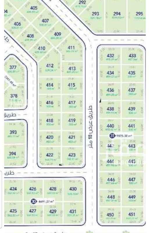 أرض للبيع في حي النرجس ، الرياض
