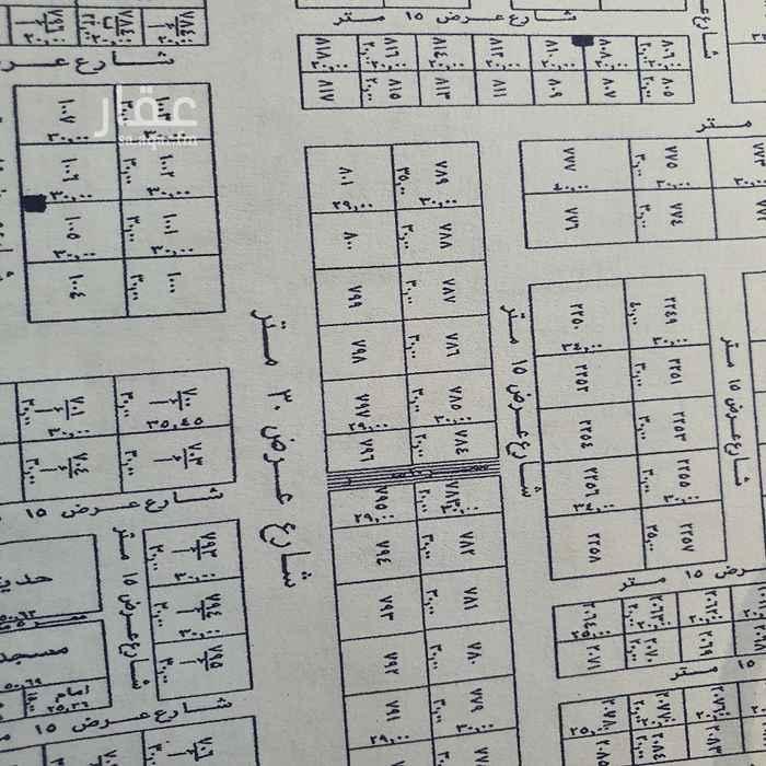 أرض للبيع في شارع عبدالله غازي ، حي القيروان ، الرياض ، الرياض