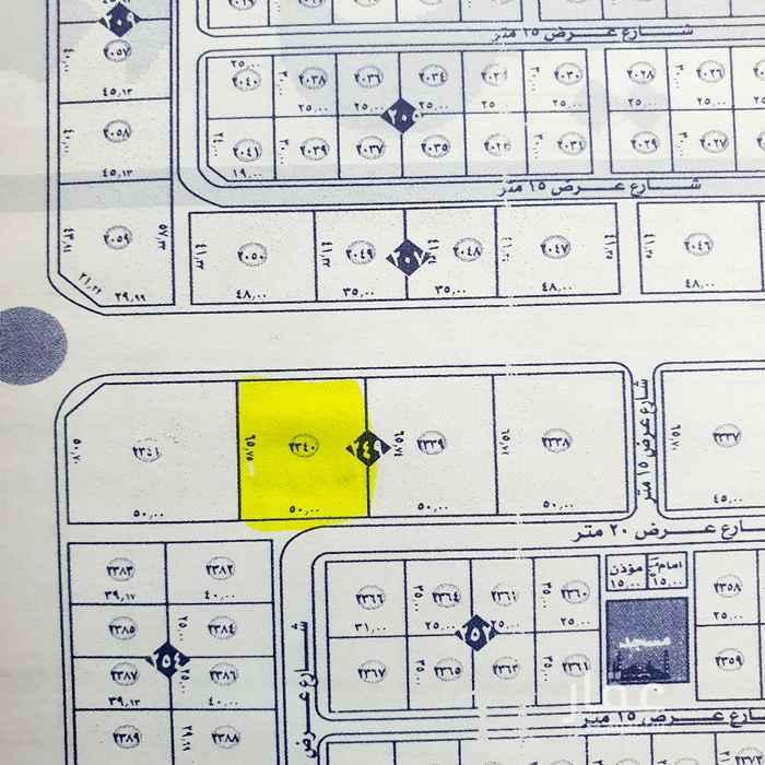أرض للبيع في شارع وادي هجر ، حي الملقا ، الرياض ، الرياض