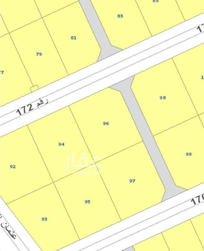 أرض للبيع في شارع 162 ، حي الملقا ، الرياض ، الرياض