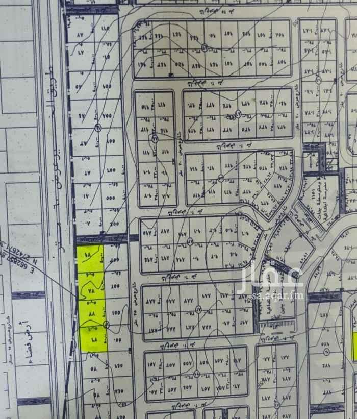 أرض للبيع في طريق الأمير محمد بن سعد بن عبدالعزيز ، حي الملقا ، الرياض ، الرياض
