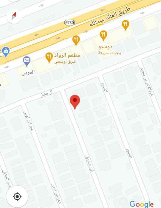 أرض للبيع في شارع ابن صديق ، حي الرائد ، الرياض ، الرياض