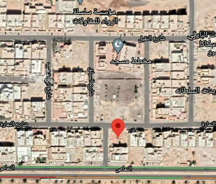 أرض للبيع في شارع النقيل ، حي ظهرة لبن ، الرياض ، الرياض