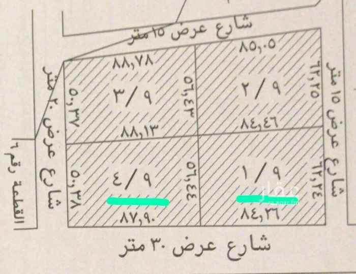 أرض للبيع في شارع ابي جعفر الطحاوي ، حي لبن ، الرياض ، الرياض