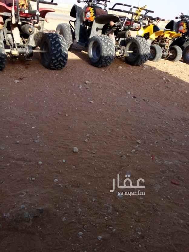 مخيم للإيجار في طريق الثمامة ، حي المونسية ، الرياض ، الرياض