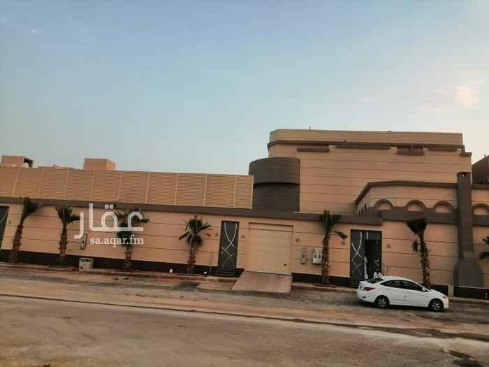 فيلا للبيع في شارع احمد بن الخطاب ، الرياض