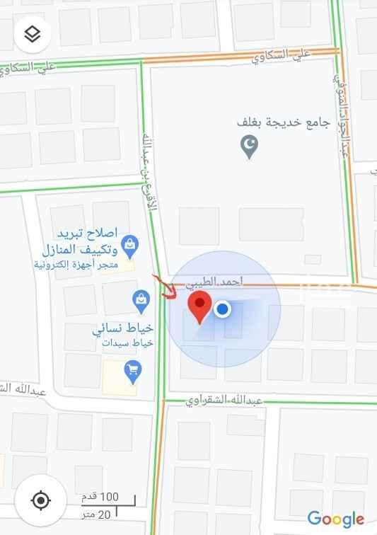 شقة للإيجار في شارع عبدالله الشقراوي ، حي النسيم ، جدة ، جدة