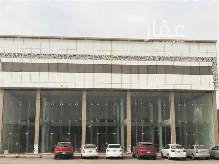 عمارة للإيجار في شارع عسير ، حي ظهرة لبن ، الرياض