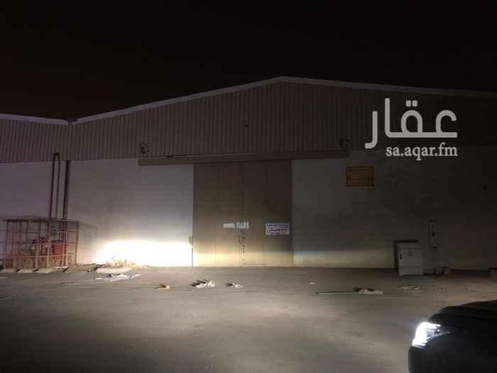مستودع للإيجار في شارع جياد ، حي الفاروق ، الرياض