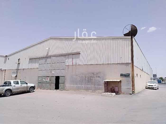 مستودع للإيجار في حي النور ، الرياض