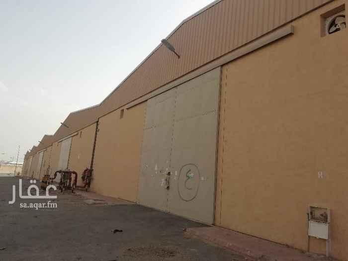 مستودع للإيجار في شارع المثناه ، حي الدار البيضاء ، الرياض