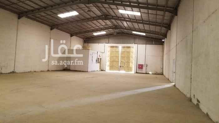 مستودع للإيجار في شارع عندل ، حي السلي ، الرياض ، الرياض
