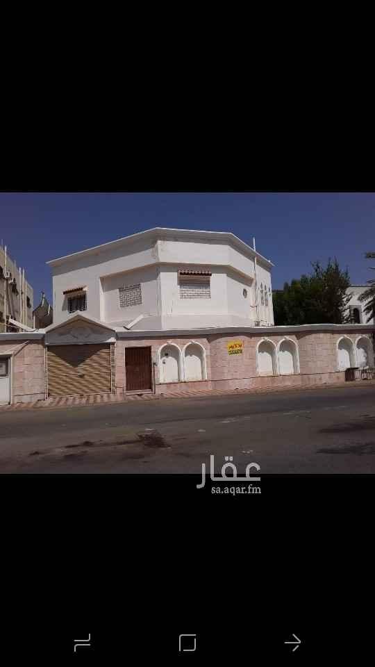 فيلا للإيجار في شارع اصمع بن مطهر ، حي الزهراء ، جدة ، جدة
