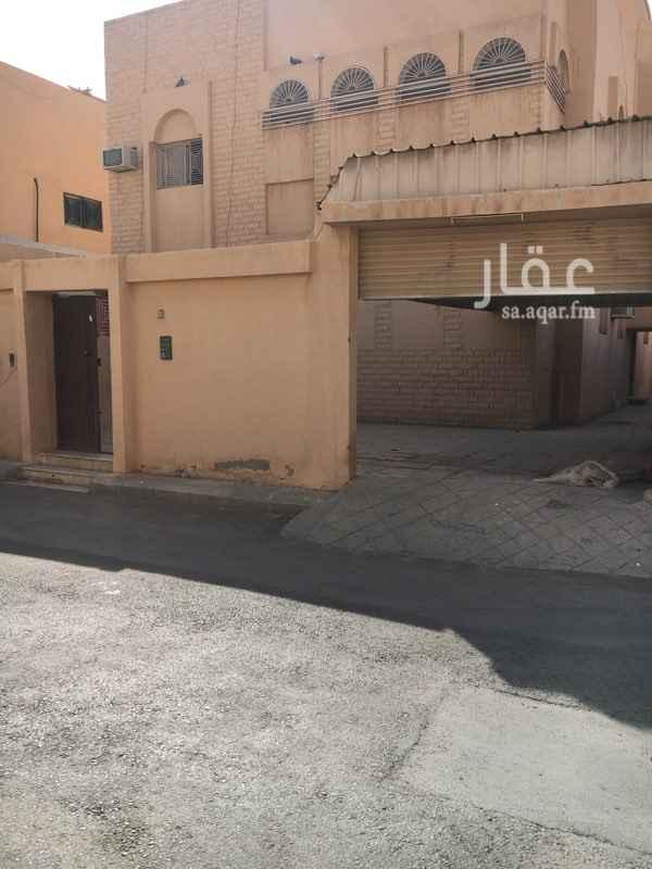 فيلا للإيجار في شارع العباس بن الاحنف ، حي المصيف ، الرياض ، الرياض