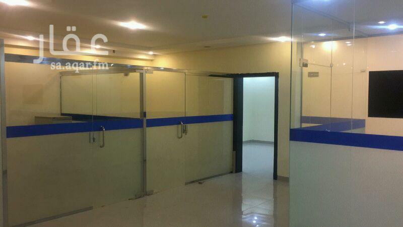 مكتب تجاري للإيجار في شارع الشيخ حسن بن حسين بن علي ، حي اشبيلية ، الرياض