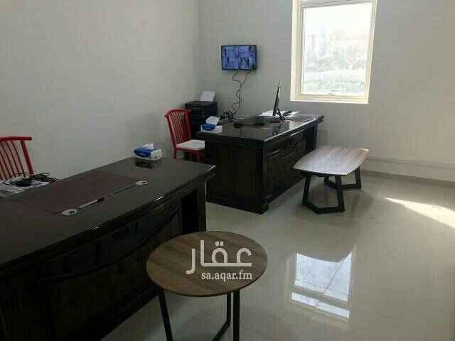 مكتب تجاري للإيجار في شارع ابي جعفر المنصور ، حي اليرموك ، الرياض