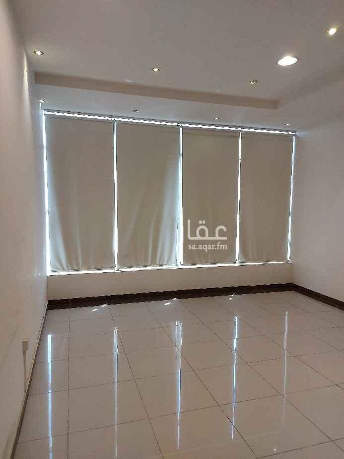 مكتب تجاري للإيجار في شارع الحسن بن علي ، حي الروضة ، الرياض ، الرياض