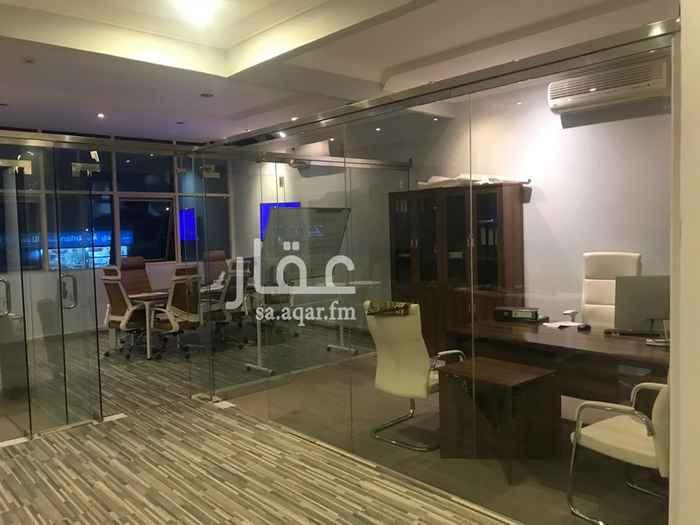 مكتب تجاري للإيجار في شارع الدهناء ، حي الملقا ، الرياض ، الرياض