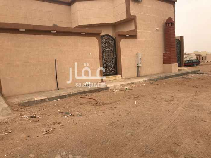 بيت للبيع في شارع زيد لخير ، حي الوادي ، حفر الباطن ، حفر الباطن