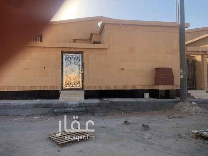 بيت للبيع في شارع جابر بن سمرة ، حي الوادي ، حفر الباطن ، حفر الباطن