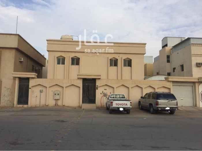 فيلا للبيع في شارع احمد بن صالح ، حي النسيم الشرقي ، الرياض