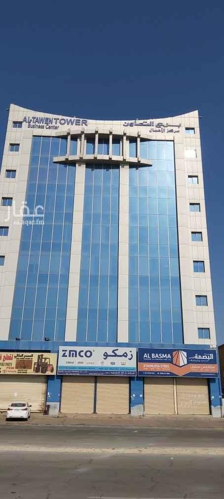 مكتب تجاري للإيجار في طريق الظهران الجبيل السريع ، حي الخضرية ، الدمام ، الدمام
