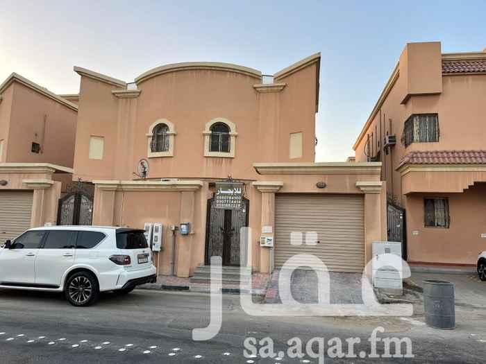 بيت للإيجار في شارع عائشة بنت ابو بكر ، حي الروضة ، الدمام ، الدمام