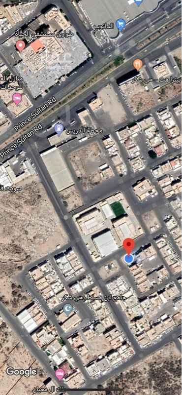 أرض للبيع في حي شكر ، خميس مشيط