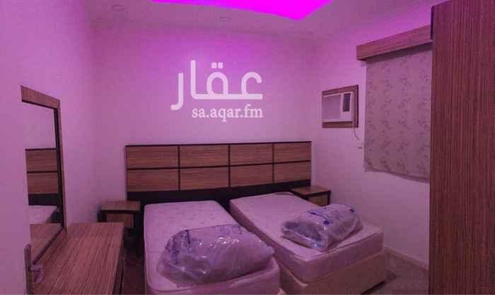 شقة مفروشة في طريق الملك عبدالعزي ، حي المحارة ، ينبع ، ينبع البحر